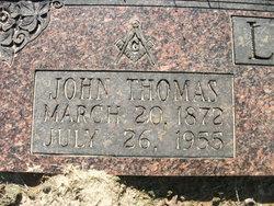 John Thomas Lasley