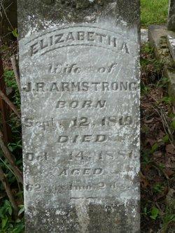 Elizabeth Ann <I>Myers</I> Armstrong