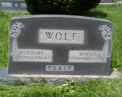 Minnie <I>Kramer</I> Wolf