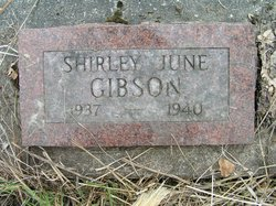 Shirley June Gibson