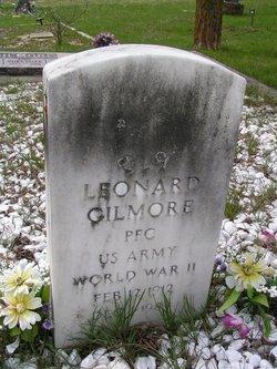 Guy Leonard Gilmore