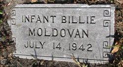Billie Moldovan