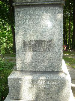 William Hume Blake