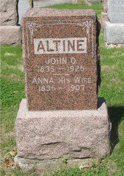 John O Altine