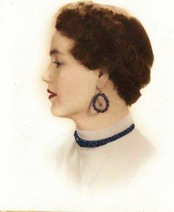 Lola Louise <I>Hopkins</I> Abernathy