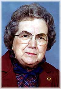 Lena M <I>Gravell</I> Dougherty