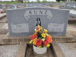 Alma <I>Mosel</I> Kunz