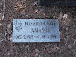 Elizabeth Faye Amason