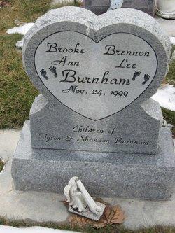 Brennon Lee Burnham