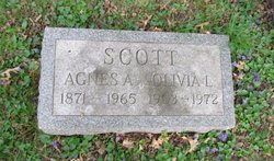 Agnes A Scott