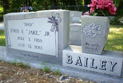 "Enos F ""Jake"" Bailey, Jr"