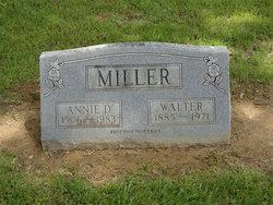 Annie D Miller