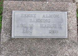 Henry Almon Banning