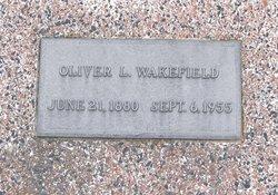 Oliver Leroy Wakefield