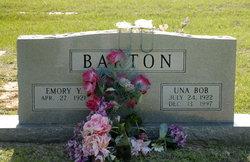 Una Bob Barton