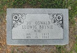 Josephine <I>Oswald</I> Brynie