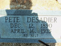 Pete Desadier