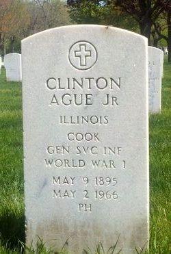 Clinton Ague, Jr