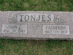 Catherine <I>Stover</I> Tonjes