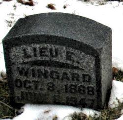 Lieu Emma <I>Stephens</I> Wingard