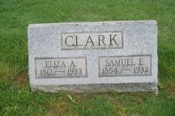 Eliza A Clark