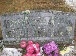 William H Alpha