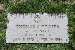 Thomas J Cooper