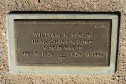 "William Nichols ""Billy Nick"" Finch, Sr"