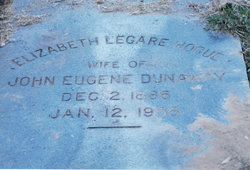 Elizabeth Lagare <I>Hogue</I> Dunaway