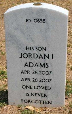 Jordan I Adams