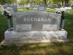 Mary Frances <I>Goddard</I> Buchanan