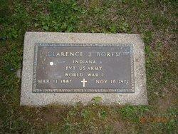 Clarence J Borem