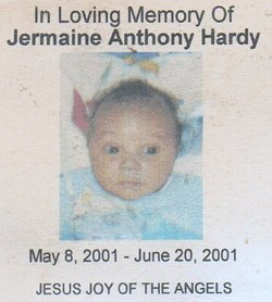 Jermaine Anthony Hardy, Jr