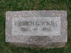 Diedrich G. Tonjes