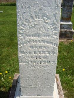 Margaret Ann <I>Dunham</I> Hannah