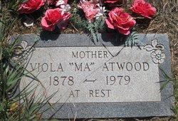 Florence Viola <I>Burks</I> Atwood