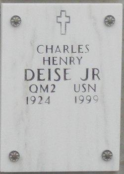 Charles Henry Deise, Jr