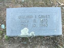 William Jesse Green