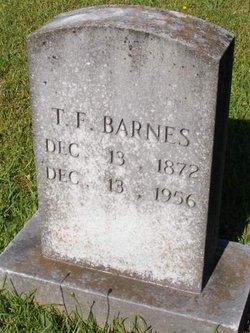 Thomas Fred Barnes