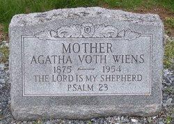 Agatha Voth Wiens