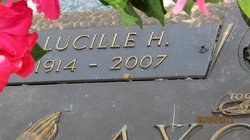 Lucille <I>Hemby</I> Aycoth
