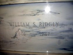 """William Silas """"W. S."""" Ridgly"""