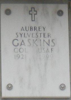 Aubrey Sylvester Gaskins