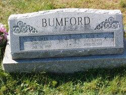 Ruth Ellen <I>Cole</I> Bumford