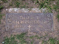 Theodore R Abercrombie, Sr