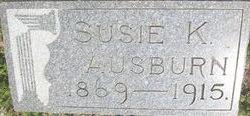 Susie <I>Kellogg</I> Ausburn