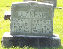 Elizabeth Walters <I>Hudson</I> Beckham