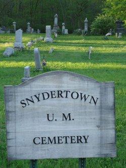 Snydertown United Methodist Cemetery