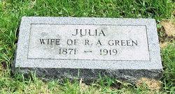 Julia Etta <I>Dimmick</I> Green