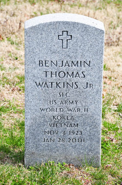 Benjamin Thomas Watkins, Jr